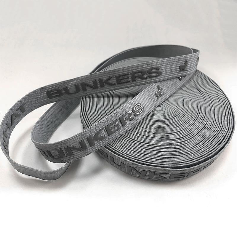 硅胶印刷弹力带