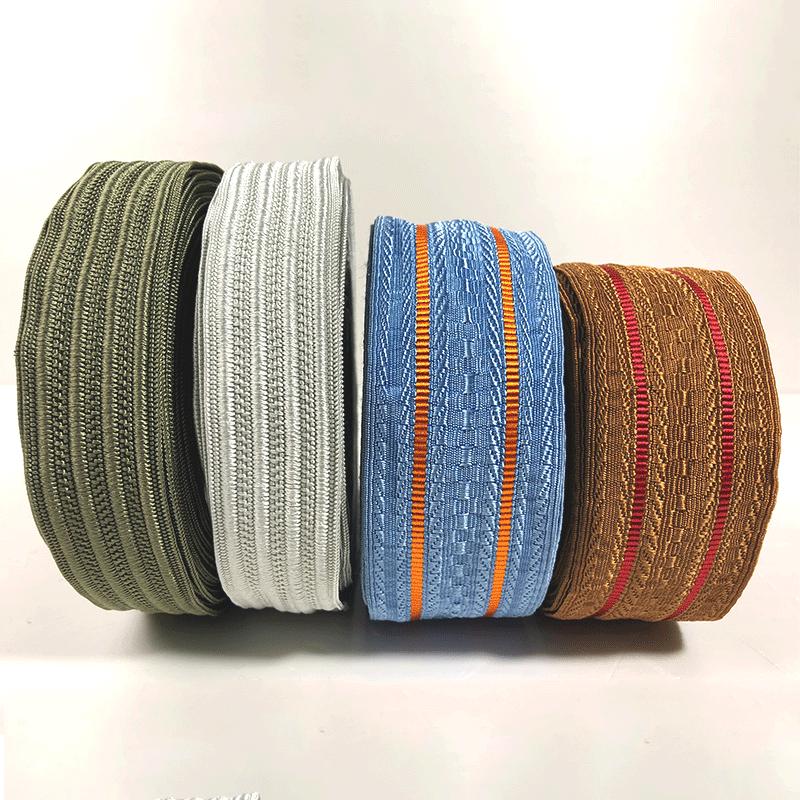 间色装饰带